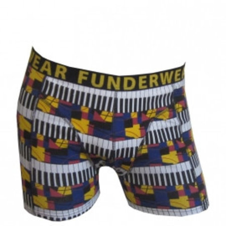 Funderwear Funderwear Boxershort Piano