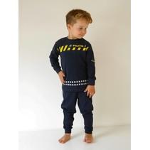 Politie Pyjama uniform nieuw