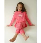 Fun2Wear Fun2Wear Let's Sleep Pyjama Camelia Rose