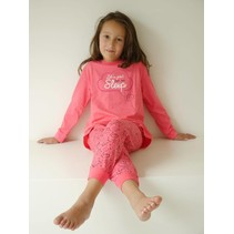 Let's Sleep Pyjama Camelia Rose