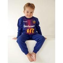 Barcelona pyjama goalscorer