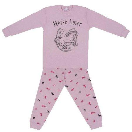 Anouk Michaela Paarden Pyjama Lucky Horse Lover