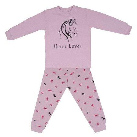 Anouk Michaela Paarden pyjama horse lover