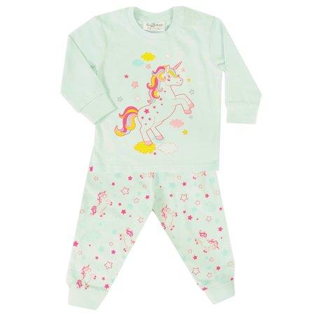 Fun2Wear Fun2Wear pyjama Unicorn nieuw Mint