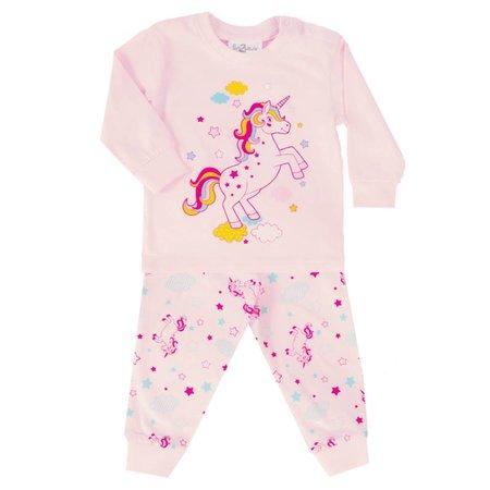 Fun2Wear Fun2Wear pyjama Unicorn nieuw pink