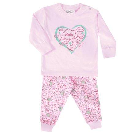 Fun2Wear Fun2Wear pyjama dream pink