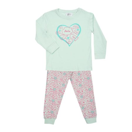 Fun2Wear Fun2Wear pyjama dream mint