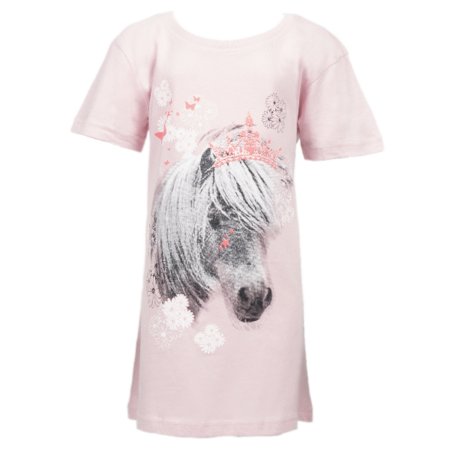 Anouk Michaela Paarden Bigshirt Pink