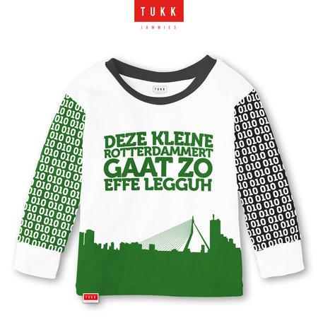 Tukk Tukk jammies Rotterdam kinderpyjama