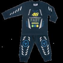 Fun2Wear Racing Pyjama Navy