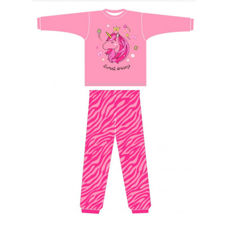 Fun2Wear Fun2Wear sweet unicorn donker roze