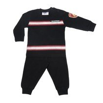 Brandweer Dress black