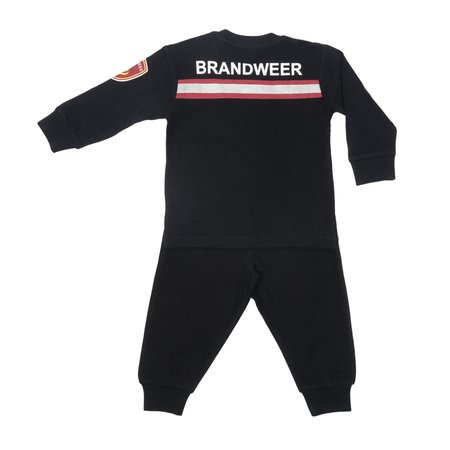 Fun2Wear Brandweer Dress black