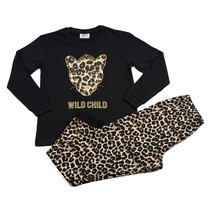 Fun2wear wild child black