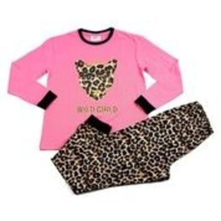 fun2wear Fun2wear wild child dark pink