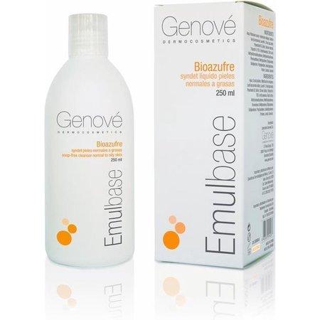 Emulbase Biozufre Facial Cleanser | Genové