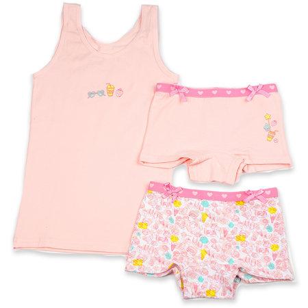 Funderwear funderwear Small things Pink meiden ondergoed