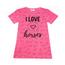 fun2wear Fun2Wear Love azalea pink horse nachtjapon kind