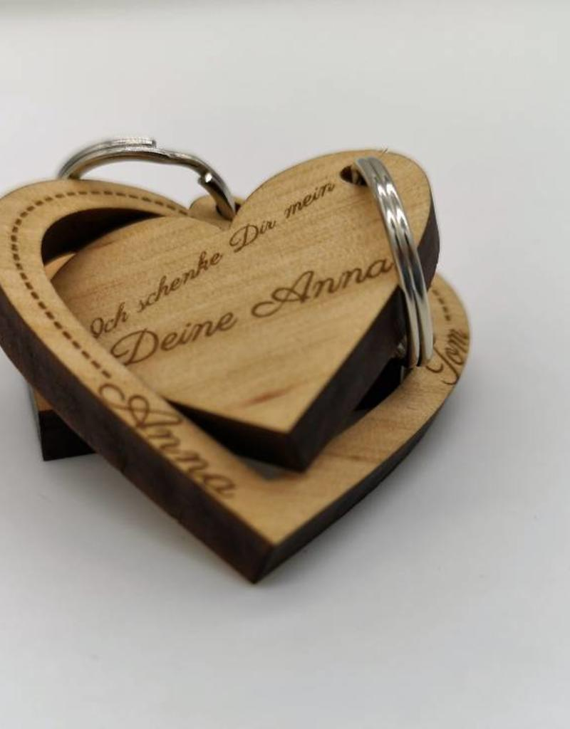 True love give away with our key chain!
