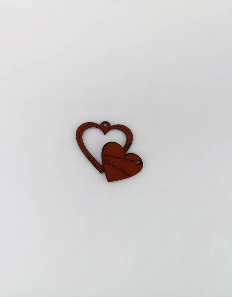 Wahre Liebe verschenken mit unserem Schlüsselanhänger!