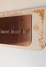 KS Laserdesign Personalisiere Dein Schlüsselbrett und entdecke eine Vielzahl an Kombinationsmöglichkeiten!