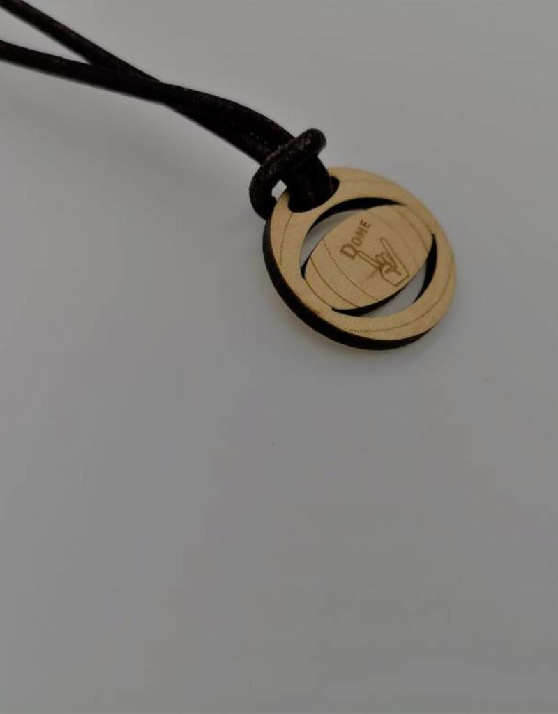 """Personalisiere Deine Halskette """"Round"""" mit Gravur und erstelle Dir dein Unikat!"""