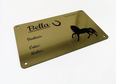 Noble equestrian accessories