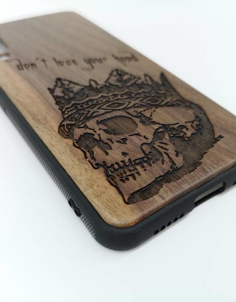 Gestalte Deine Huawei Handyhülle aus Holz mit Gravur nach deinen Wünschen!