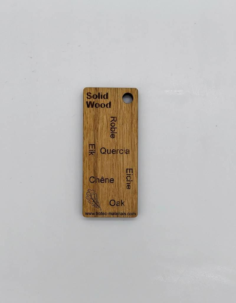 Verschenke tolle Botschaften mit dem Dekoherz aus Holz und deiner persönlichen Gravur!