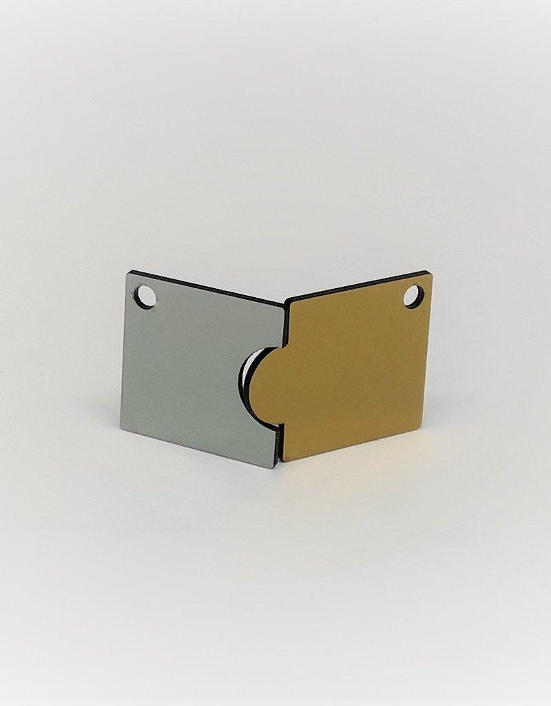 """Gestalte Dein Schlüsselanhänger """"Partnerpuzzle""""  mit Gravur nach deinen Vorstellungen mithilfe des Produktkonfigurator!"""