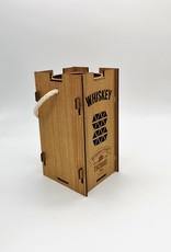 kslaserdesign Gestalte Deine Whiskeygläser und Geschenkbox aus Holz mit deiner Wunsch Gravur!