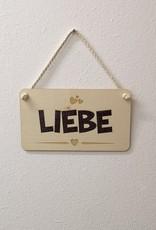 Personalisiere Dein individuelles Deko Schild mit vielen verschiedenen Kombinationsmöglichkeiten sowie deiner Wunsch Gravur!