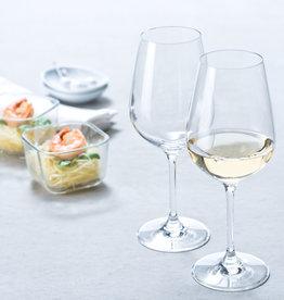 Leonardo Weinglas mit Wunsch Gravur im Konfigurator