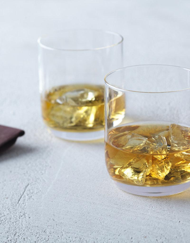 Leonardo Gestalte dein persönliches Whiskeyglas mit cooler Label Gravur, mit Wunschname und Geburtsjahr!