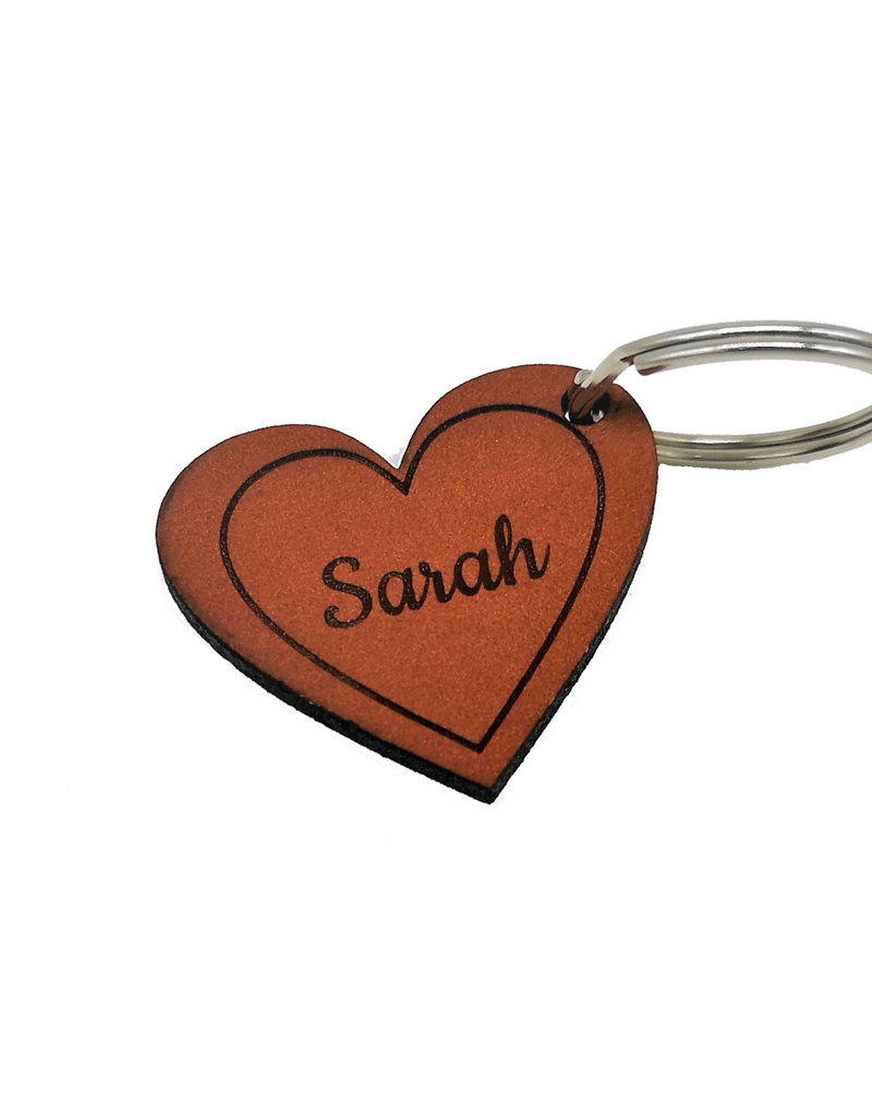 Verschenke Freude mit unserem Schlüsselanhänger mit deiner individuellen Gravur!