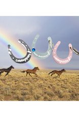 kslaserdesign Pferdemarke aus Acrylglas mit Gravur - Das Original!