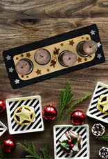 Komme mit deiner Weihnachtsdekoration mit Gravur in festliche Stimmung!