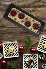 Dein Kerzenhalter sorgt für festliche Stimmung zur Advents- und Weihnachtszeit