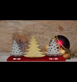 """Deko Aufsteller """"Weihnachtsbäume"""" mit Gravur"""
