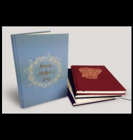 Leinenbuch mit persönlicher Gravur