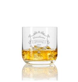 "Leonardo Whiskeyglas mit ""Label"" Gravur"