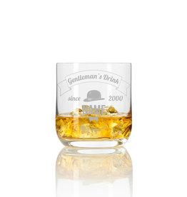 """Leonardo Whiskeyglas """"Gentleman´s original"""" mit Gravur"""