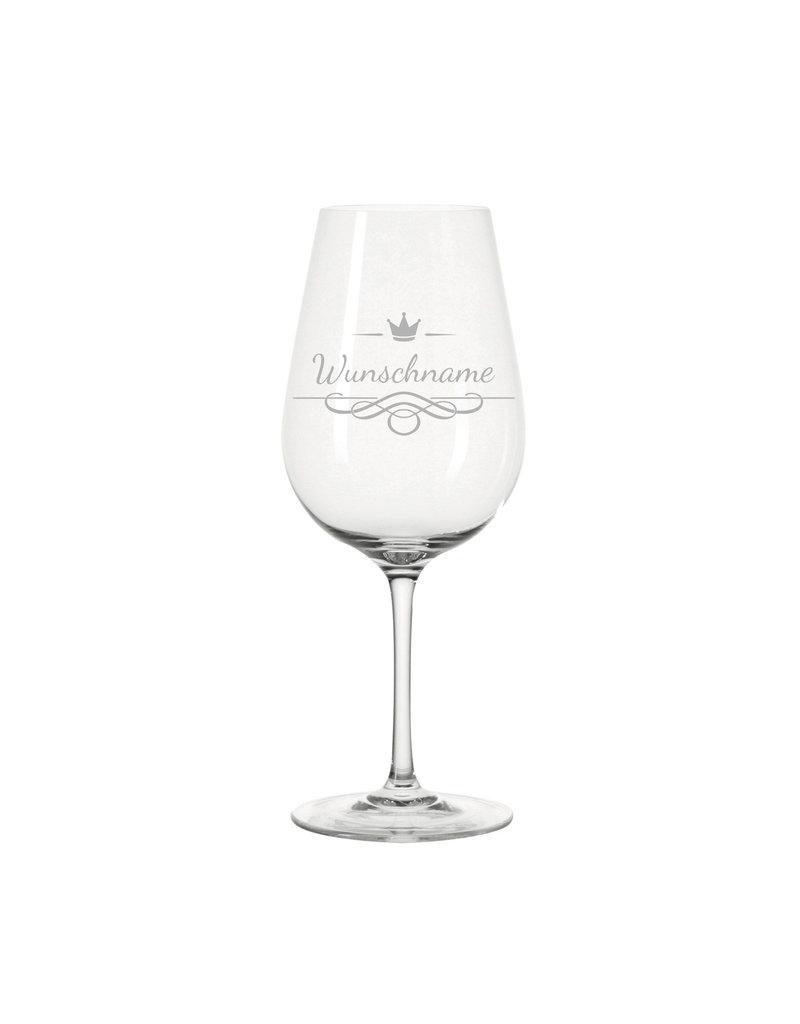 Leonardo Das Weinglas im edlen und zeitlosen Gravur Design das sich zu vielen Anlässen eignet!