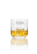 Leonardo Das Whiskeyglas mit persönlicher Gravur des Jahrgangs eignet sich hervorragend als Geschenk zu vielen Anlässen!