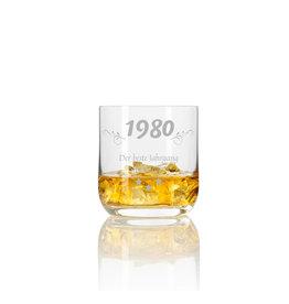 """Leonardo Whiskeyglas """"bester Jahrgang"""" mit persönlicher Gravur"""