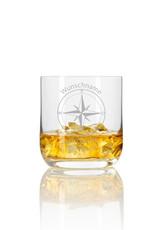 Leonardo Das Whiskeyglas mit persönlicher Gravur der Lieblingskoordinaten und des Wunschname eignet sich für viele Anlässe wie Liebesgeschenke, Erinnerungen uvm!