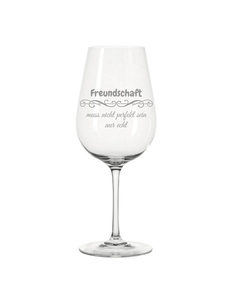 Leonardo Das Leonardo Weinglas mit Gravur ist eine perfekte Geschenkidee zur Freundschaft!
