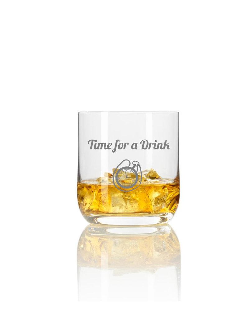 Leonardo Nehme dir eine Auszeit mit deinem Lieblingsgetränk und deinem Whiskeyglas mit Gravur!
