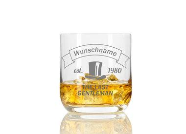 Whiskeygläser mit Gravur