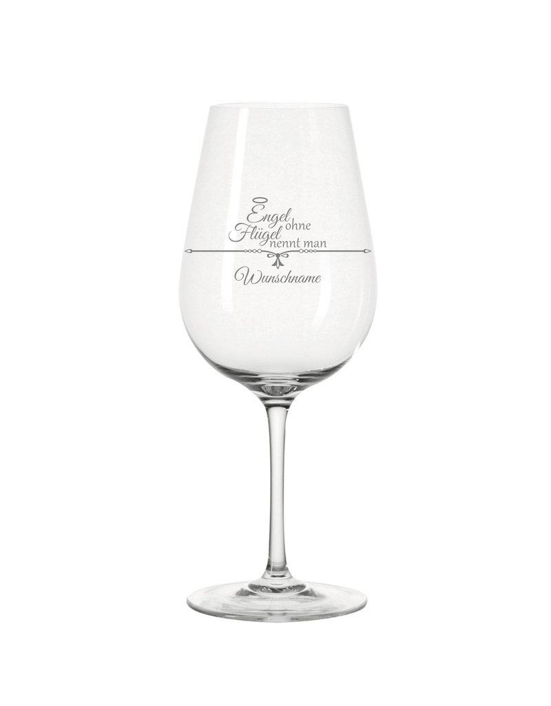 Leonardo Ein Geschenk das von Herzen kommt! Mit schönem Spruch und persönlicher Gravur wird das Weinglas zu einem echten Unikat